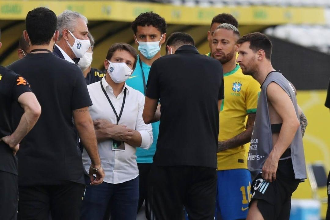 Advogado comenta a atuação do órgão no jogo entre Brasil e Argentina